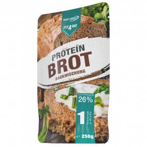Preparado para Elaborar Pan Proteico Low-Carb Fit4Day 250 g