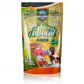 Harina de Avena Delicious Oat Meal Naturday 1 kg