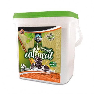 Naturday Delicious Oat Meal 2 kg