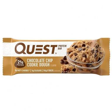 Quest Bar Protein Bolacha com Pepitas de Chocolate
