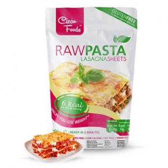 Raw Pasta Konjac Lasagna Clean Foods 200 g
