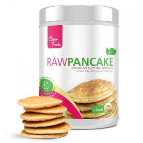 Preparado para Tortitas Low-Carb Raw Pancake sabor Neutro Clean Foods 425 g