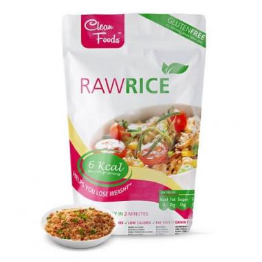 Raw Pasta Konjac Riz Clean Foods 200 g