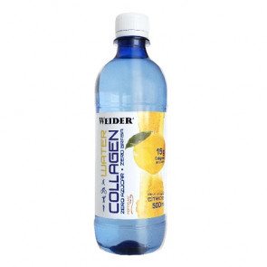 Bebida de Colágeno Water Collagen Sabor Cítrico Weider 500 ml