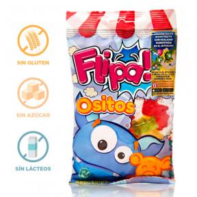Gummies sem Açúcar Ursos Flipa 80 g