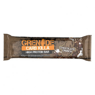 Grenade Carb Killa Chocolate Crunch Protein Bar 60 g