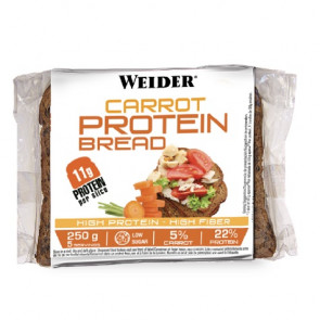 Weider Carrot Protein Bread with Seeds 250 g