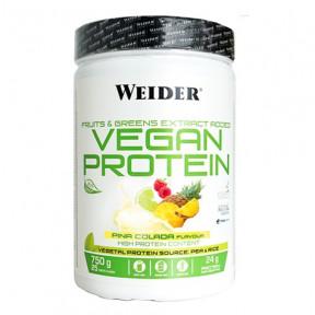 Vegan Protein Sabor Vainilla Weider 750 g