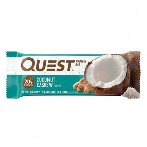 Quest Bar Protein Coconut Cashews 60 g