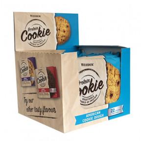 Boîte 12 x 90 g Weider Protein Cookie