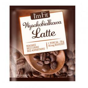 Preparado Proteico con Café I'm Fit Activlab 30 g