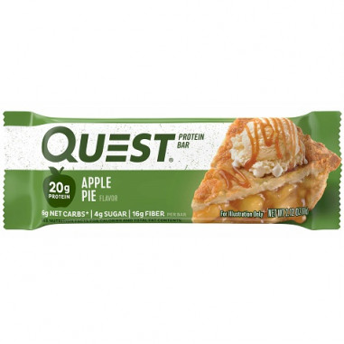 Quest Bar Protein Apple Pie