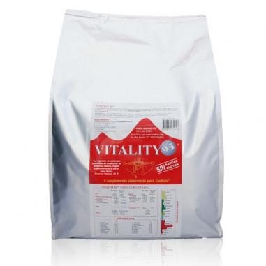 Vitality 95 Proteina de Caseinato Cálcico al 95% 1kg
