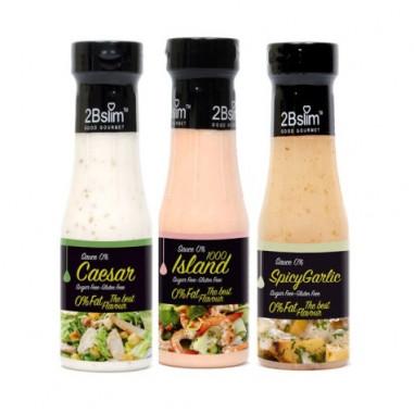 2Bslim Salad Sauces Pack