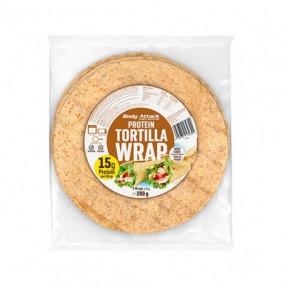 Tortillas de Proteína (Wraps) Body Attack 280 g