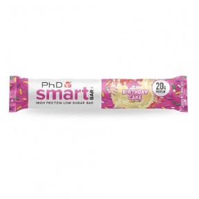 Smart Bar Bolo de Aniversário PhD 64g