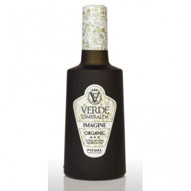 Huile d'Olive Vierge Extra Verde Esmeralda Imagine Organic 250 ml
