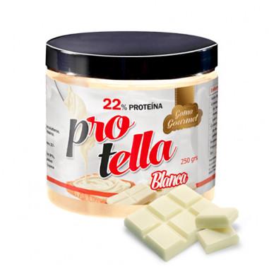 Crema de Chocolate Blanco Protella 250 g