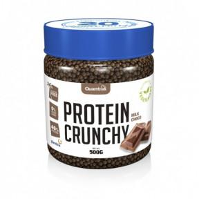 Protein Crunchy sabor Chocolate com Leite Quamtrax 500 g