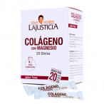 Magnesium Collagen With Strawberry Flavour Ana María Lajusticia 20 Sticks