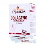 Collagène avec Magnésium Goût Fraise Ana María Lajusticia 20 Sticks