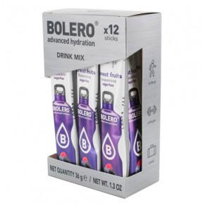 Pack 12 Sachets Bolero Drink goût Fruit de bois 36 g