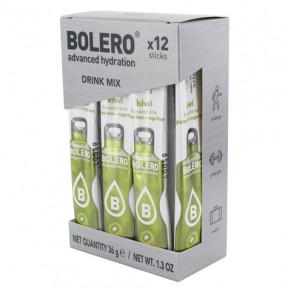 Pack 12 Bolero Drinks Sticks Kiwi 36 g