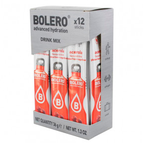 Pack de 12 Bolero Drinks Sticks Acerola 36 g