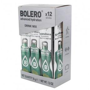 Pack 12 Bolero Drinks Sticks Guanaba 36 g
