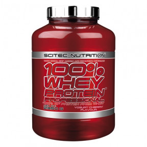 100% Whey Professional Scitec Nutrition Yogur Cereza 2350 g