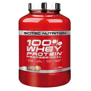 100% Whey Professional Scitec Nutrition Chocolate Naranja 2350 g