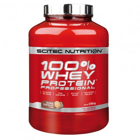 100% Whey Professional Scitec Nutrition Chocolat orange 2350 g