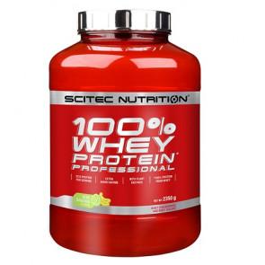 100% Whey Professional Scitec Nutrition Kiwi Plátano 2350 g