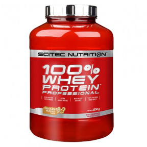 100% Whey Professional Scitec Nutrition - Chocolat Noisettes