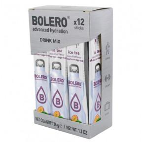 Pack 12 Bolero Drinks Sticks Ice Tea Passionfruit 36 g