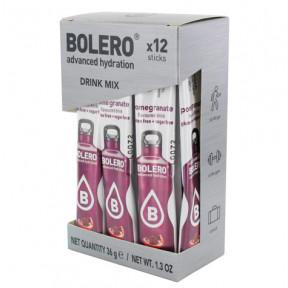 Pack de 12 Bolero Drinks Sticks Granada 36 g