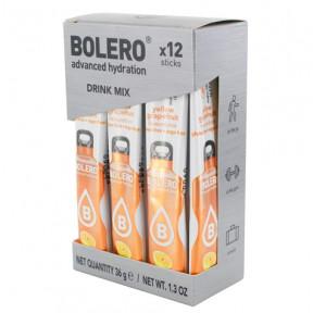 Pack 12 Bolero Drinks Sticks Yellow Grapefruit 36 g