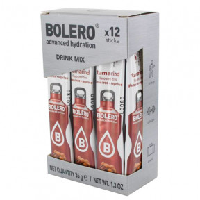 Pack de 12 Bolero Drinks Sticks Tamarindo 36 g