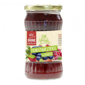 Confiture aux 4 fruits rouges LCW 340 g
