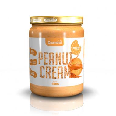 Manteiga de amendoim com sabor de biscoito Quamtrax 350 g