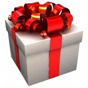 Cadeau surprise (boléro, shakers, cookies, chocolats, gants, chemises ...)