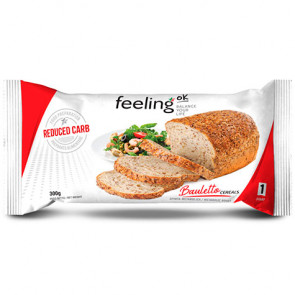 FeelingOk Cereals Bauletto Start Bread 300 g