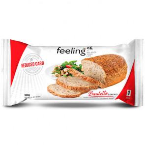 Pan de Molde Bauletto Natural con Cereales Start FeelingOk 300g