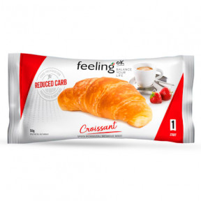 Croissant Sabor Natural Start FeelingOk 1 unidade 50 g
