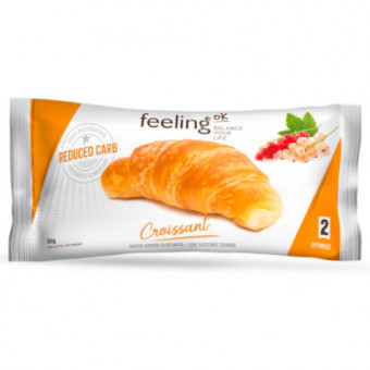 Croissant FeelingOk Optimize sabor Natural 1 unidad 50 g