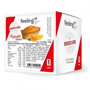 FeelingOk Orange Start Plum Cake 180 g