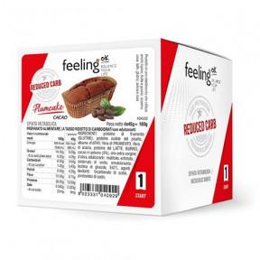 FeelingOk Cocoa Start Plum Cake 180 g