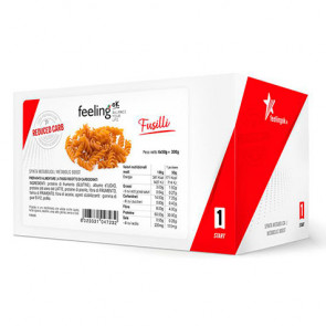 Pasta FeelingOk Fusilli Start 300g (6 x 50g)