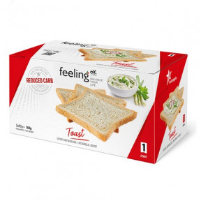 Biscottes Natures FeelingOk Start 160 g