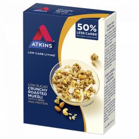 Cereales Crujientes con Muesli de Atkins 325 g